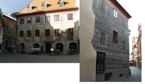 Pomoc při rekonstrukci fasády